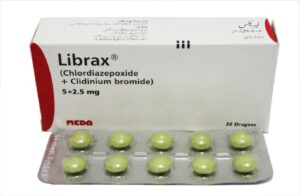 LIBRAX SIDE EFFECTS